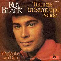Cover Roy Black - Träume in Samt und Seide