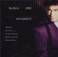 Cover Roy Black - Unvergänglich - Das Beste 2001