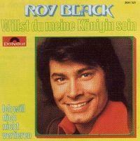 Cover Roy Black - Willst du meine Königin sein