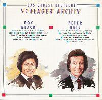 Cover Roy Black / Peter Beil - Das große deutsche Schlager-Archiv