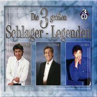 Cover Roy Black / Vico Torriani / Rex Gildo - Die 3 großen Schlager-Legenden