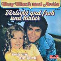 Cover Roy Black & Anita - Verliebt und froh und heiter