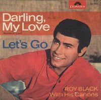 Cover Roy Black With His Canons - Darling, My Love