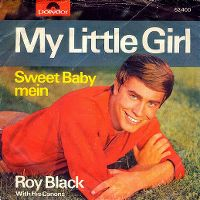 Cover Roy Black With His Canons - My Little Girl