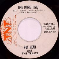 Cover Roy Head And The Traits - One More Time