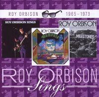 Cover Roy Orbison - Roy Orbison Sings / Memphis / Milestones - 1965-1973