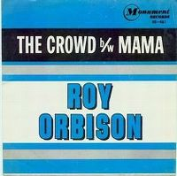 Cover Roy Orbison - The Crowd