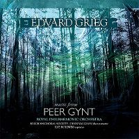 Cover Royal Philharmonic Orchestra - Edvard Grieg: Music From Peer Gynt