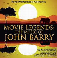 Cover Royal Philharmonic Orchestra - Movie Legends: The Music Of John Barry