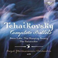 Cover Royal Philharmonic Orchestra - Tchaikovsky: Complete Ballets