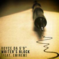 """Cover Royce Da 5'9"""" feat. Eminem - Writer's Block"""