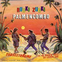 Cover Rucki Zucki Palmencombo - Südseeträume