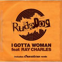 Cover Rudedog feat. Ray Charles - I Gotta Woman