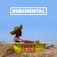 Cover Rudimental - Toast To Our Differences
