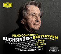 Cover Rudolf Buchbinder - Beethoven: Piano Concertos - The Musikverein Cycle