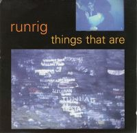 Cover Runrig - Things That Are