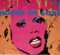 Cover RuPaul - House Of Love