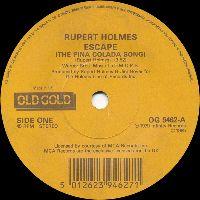 Cover Rupert Holmes - Escape (The Piña Colada Song)