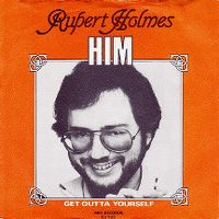 Cover Rupert Holmes - Him