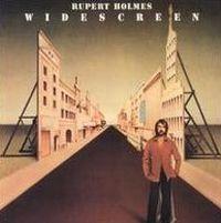 Cover Rupert Holmes - Widescreen