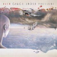 Cover Rush - Grace Under Pressure