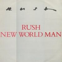 Cover Rush - New World Man
