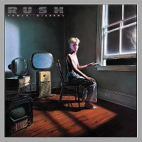 Cover Rush - Power Windows