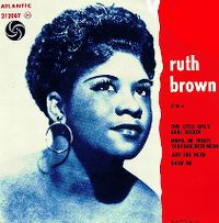 Cover Ruth Brown - This Little Girl's Gone Rockin'