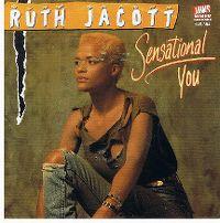 Cover Ruth Jacott - Sensational You