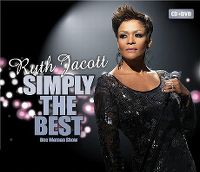Cover Ruth Jacott - Simply The Best - One Woman Show