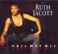 Cover Ruth Jacott - Vrij met mij