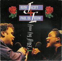 Cover Ruth Jacott & Paul de Leeuw - Blijf bij mij