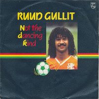 Cover Ruud Gullit - Not The Dancing Kind