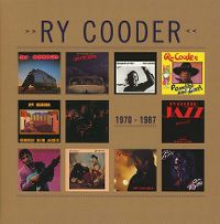 Cover Ry Cooder - 1970-1987