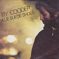 Cover Ry Cooder - Blue Suede Shoes