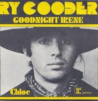Cover Ry Cooder - Goodnight Irene