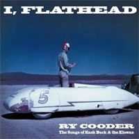 Cover Ry Cooder - I, Flathead