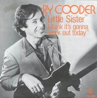 Cover Ry Cooder - Little Sister