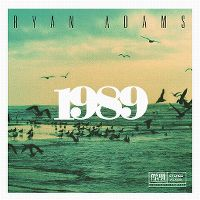Cover Ryan Adams - 1989