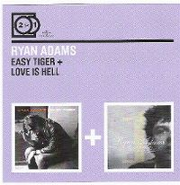 Cover Ryan Adams - Easy Tiger + Love Is Hell