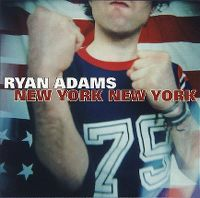 Cover Ryan Adams - New York, New York