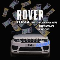 Cover S1mba feat. DTG - Rover