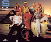 Cover S Club 7 - Don't Stop Movin'