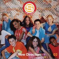 Cover S Club Juniors - New Direction