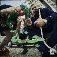 Cover SA4 x GZUZ x Bonez feat. 187 Strassenbande - Paradies