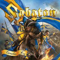 Cover Sabaton - Carolus Rex