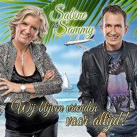 Cover Sabine en Sammy - Wij blijven vrienden voor altijd!