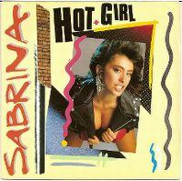 Cover Sabrina - Hot Girl