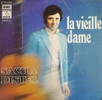 Cover Sacha Distel - La vieille dame