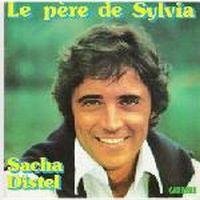 Cover Sacha Distel - Le père de Sylvia